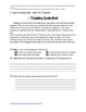 Common Core 2.RI.1 Ask and Answer Questions and RI.6 Main Purpose of a text