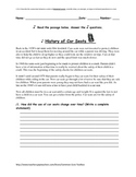 Historical Events: Informational