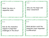 Common Core 2nd Grade ELA Question Cards