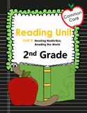 Common Core 2nd Grade Non Fiction Reading Workshop Mini Lessons Unit 4