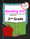 Common Core 2nd Grade Reading Mini Lessons Unit 5: Book Series Reading