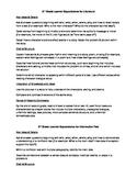 Common Core 2nd Grade Reading Standards, Parent-Friendly Format