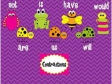 Common Core 2nd Grade SpiralUp Unit 19 Contractions