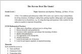 Common Core, 2nd Grade Task:  Ten More, Ten Less