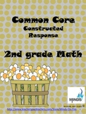 Common Core 2nd grade Math Constructed Responses