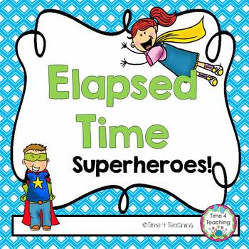 Elapsed Time Superheroes!