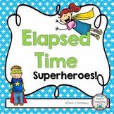 Elapsed Time Superheroes!
