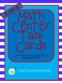 Common Core 3.OA.9 Commutative Property of Multiplication Math Center