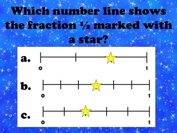 Common Core 3rd Grade- Fractions TV Trivia