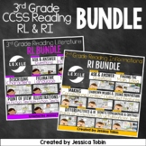 3rd Grade Reading Bundle: Informational and Literature Standards for Common Core