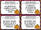 Common Core 3rd Grade-Language Arts- Editing Sentences Task Card Kit-
