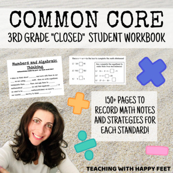 Common Core 3rd Grade Math Guide