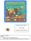 Common Core 3rd grade Lesson or Moral Materials: Ananse's Feast