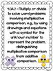 Common Core 4.OA.2 {Multiplicative Comparisons Assessment