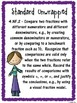Common Core 4.NF.2 {Comparing Fractions Assessments & Rubrics}