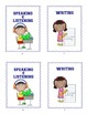 ELA Common Core Standards w/Numbers - Small Booklet for 4th Grade Teachers