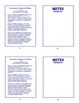 Common Core Math Small Booklet of Standards for 4th Grade