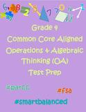 Common Core 4th Grade Operations & Algebraic Thinking (OA) PARCC Test Prep