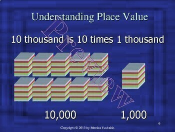 Common Core 4th Grade - Place Value and Rounding Bundle - Five Lessons