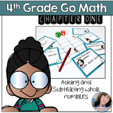 4th Grade Place Value Addition and Subtraction Activity