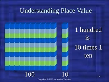 Common Core 4th - Place Value 1 - Read numbers to 100,000