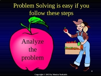 Common Core 4th - Problem Solving - Find a Pattern