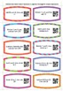 Common Core 5.0A QR Code Worksheets and Test Cards