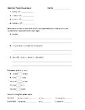Common Core 5.NBT.1,2,3,4 Quiz
