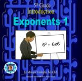 Common Core 5th - Exponents 1 - Introduction