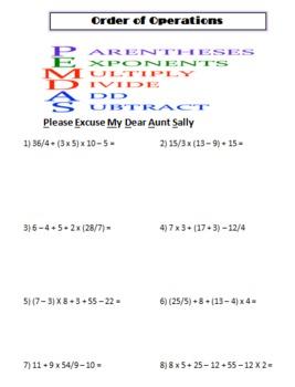 Common Core 5th Fifth Grade Math  Workbook