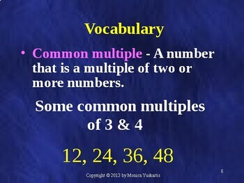 Common Core 5th - Fractions 9 - Subtraction with Unlike Denominators