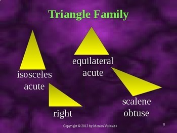 Common Core 5th - Geometry 3 - Classifying Quadrilaterals