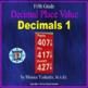 Common Core 5th Grade - Decimal Place Value Bundle - 3 Lessons - 176 Slides