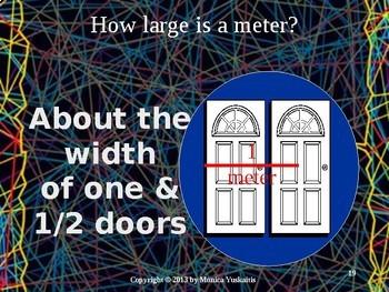 Common Core 5th - Measurement 2 - Metric Length