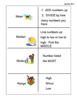 Common Core 5th grade math hot topic flash cards
