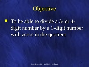 Common Core 6th - Division 2 - Dividing with Zeros in the Quotient