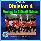 6th Grade Division 4 - Strategy for Difficult Division Pow