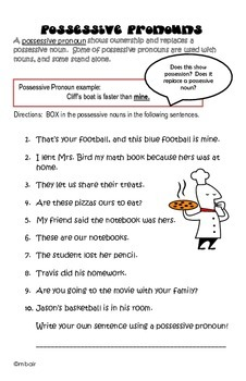 Common Core 6th Grade Homework Packet #12