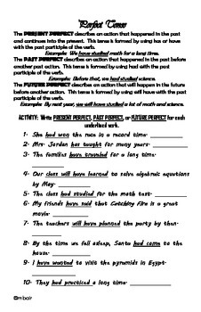 Common Core 6th Grade Homework Packet #13