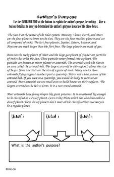 Common Core 6th Grade Homework Packet #14