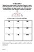 Common Core 6th Grade Homework Packet #8