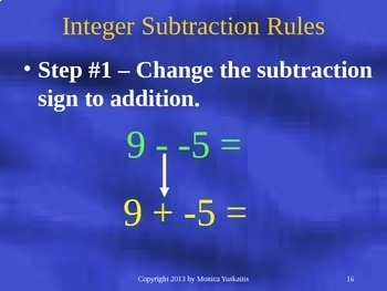 Common Core 6th - Integers 4 - Multiplying and Dividing Integers