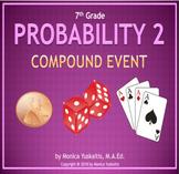Common Core 7th Grade - Probability 2 - Compound Event