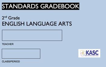 Common Core Academic Standards Gradebook 2nd Grade English/Language Arts