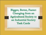 Common Core Activity: Bigger, Better, Faster (Industrial L