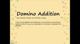 Common Core Addition Dominos-ActiveInspire
