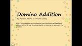 Common Core Addition Dominos-Smartboard