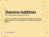 Common Core Addition Dominos
