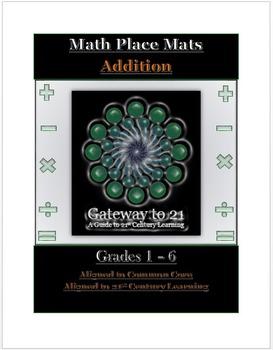 Common Core Addition Grade 6