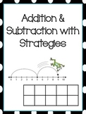 Common Core Addition & Subtraction with Tens Frames and Nu